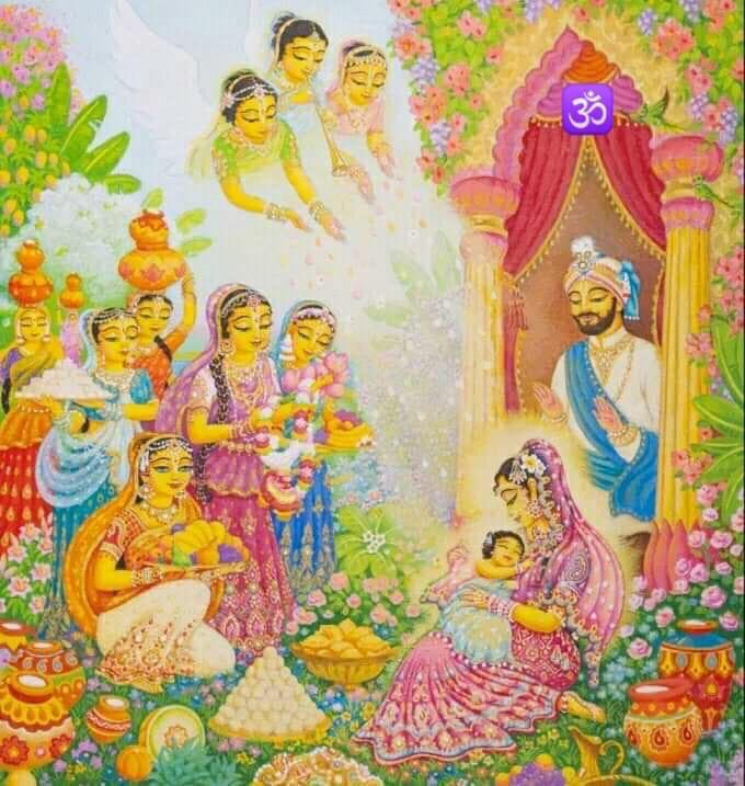 Mercy of Srimati Radharani
